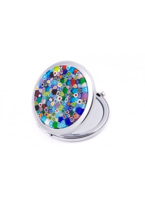 Oglinda multicolora cu murrine