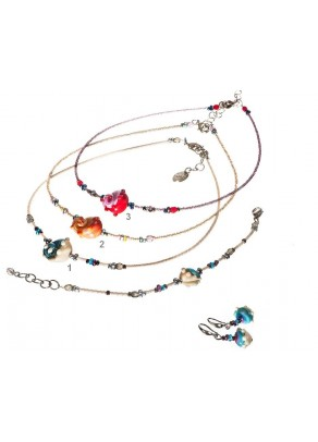 Murano Set Shelly - 3 piece