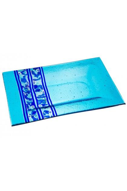 Aqua Due Platter
