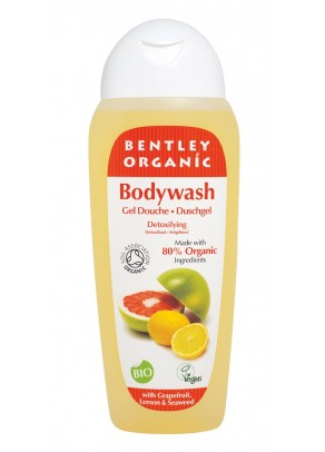 Detoxifying Organic Body Wash