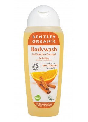 Revitalising Organic Body Wash