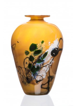 """Autumn Sadness"" Vase"