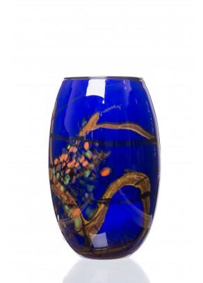 Cobalt Dare Vase