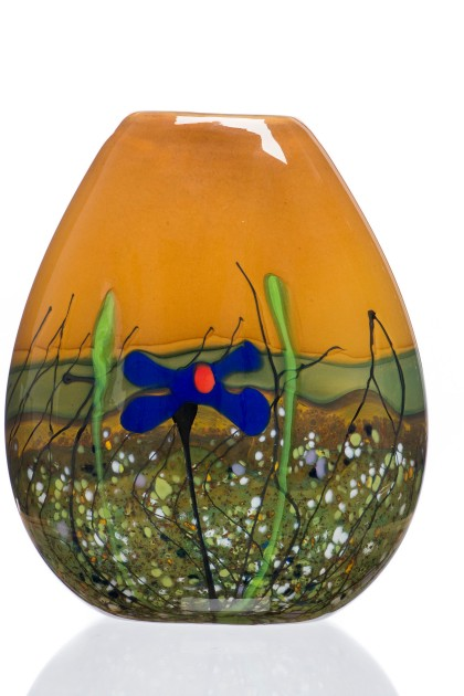 """Forget-me-not"" Vase"