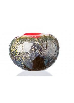 """Fuming Volcano"" Vase"