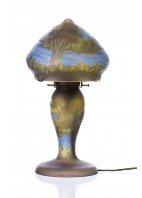 By the River Table Lamp-Galle type