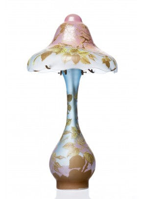 Pastel Princess Table Lamp - Galle type