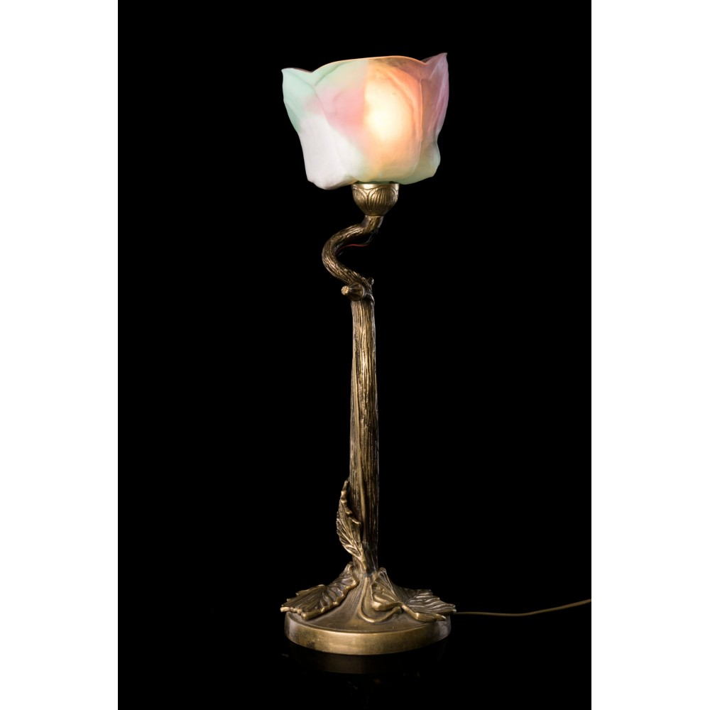 Faerie tulip table lamp galle type - Table lamp types ...