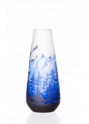 Winter Specter Vase - Galle type