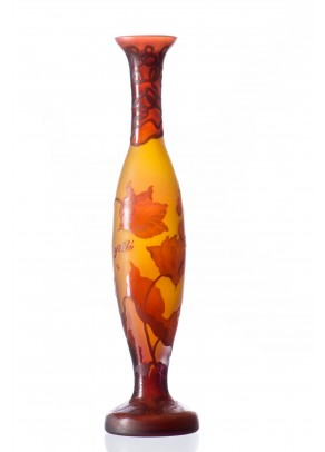Climbing Poppies Vase - Galle type