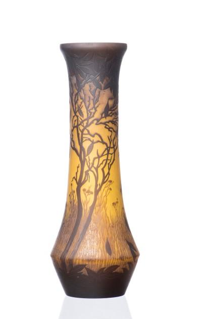 "Vaza tip Galle ""Crepuscule"""