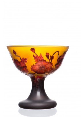 Ameira Red Fruit Bowl - Galle type