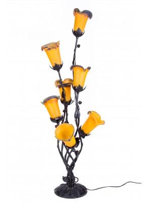 """""""Bright Seven""""Floor Lamp-Art Nouveau style"""