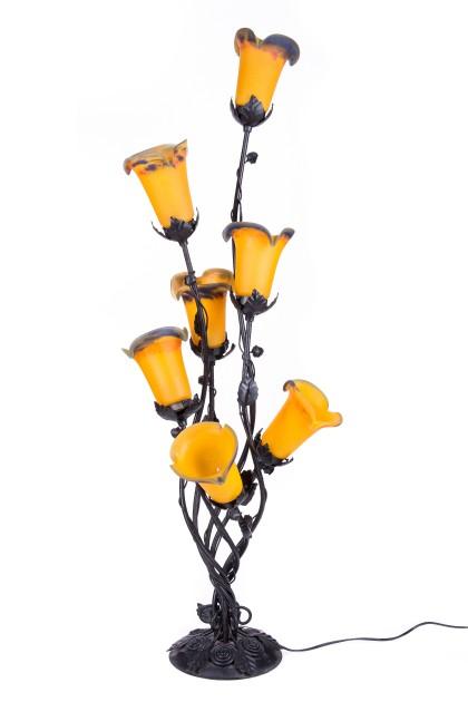 """Lampadar stil Art Nouveau """"Bright Seven"""""""