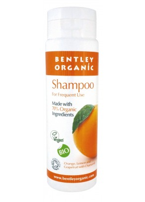 Frequent Use Organic Shampoo