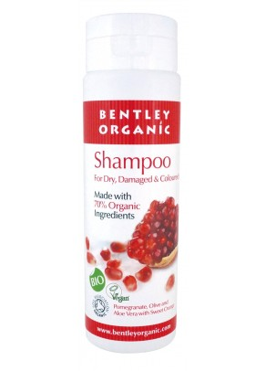 Shampoo For Dry, Damaged & Coloured Hair