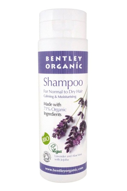 Normal to Dry Organic Shampoo