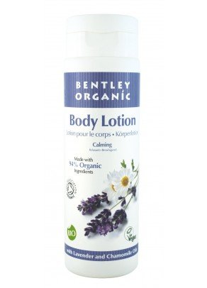 Calming Organic Body Lotion