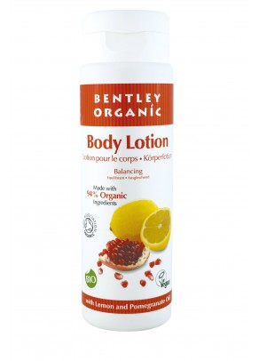 Balancing Organic Body Lotion