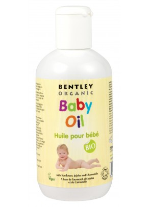 Ulei bio pentru bebelusi