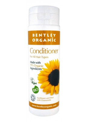 Organic Hair Conditioner with Shea Butter and Chamomile