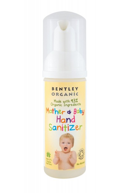 Mother & Baby Organic Hand Sanitizer