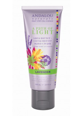 Lavender Hand Cream (with Organic Fruit Stem Cells)