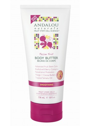 Passion Fruit Smoothing Body Butter (with Organic Fruit Stem Cells)