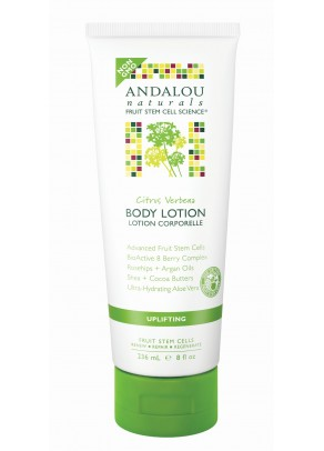 Citrus Verbena Uplifting Body Lotion (with Organic Fruit Stem Cells)