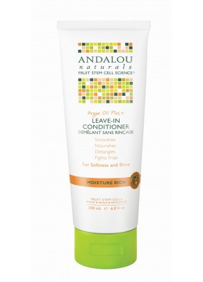 Argan Oil Plus + Leave-In Conditioner (with Organic Fruit Stem Cells)