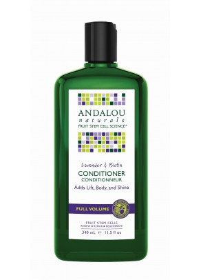 Lavender & Biotin Full Volume Conditioner (with Organic Fruit Stem Cells)
