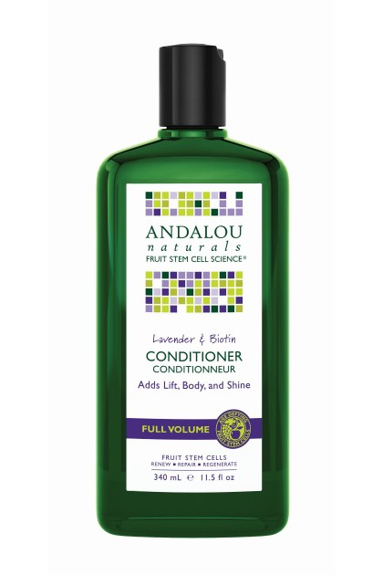 Lavender& Biotin Full Volume Organic Conditioner