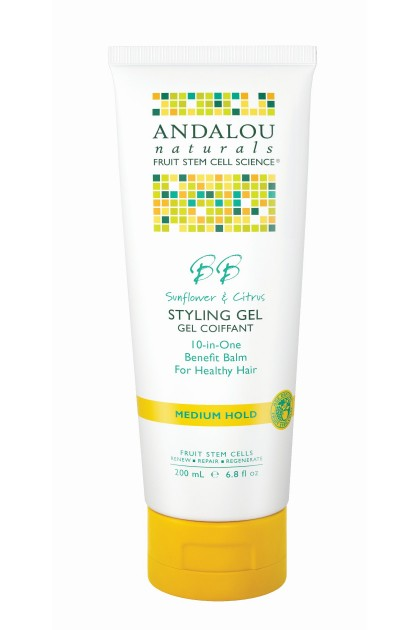 Sunflower & Citrus Medium Hold Styling Gel