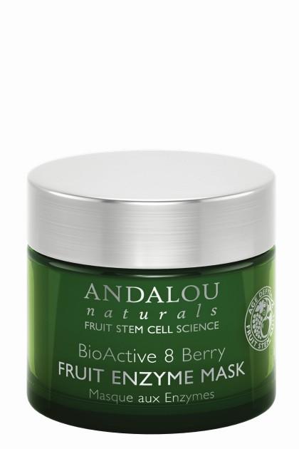 BioActive 8 Berry Fruit Enzyme Organic Mask