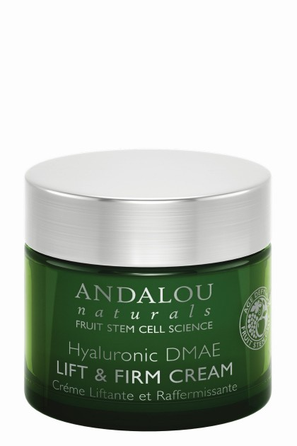Hyaluronic DMAE Lift&Firm Organic Cream