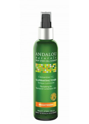 Clementine + C Illumination Toner (with Vitamin C, Glycolic Acid and Organic Fruit Stem Cells)