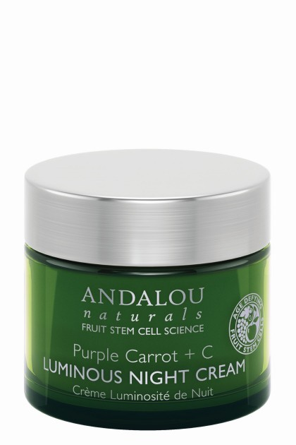Purple Carrot + C Luminous Organic Night Cream