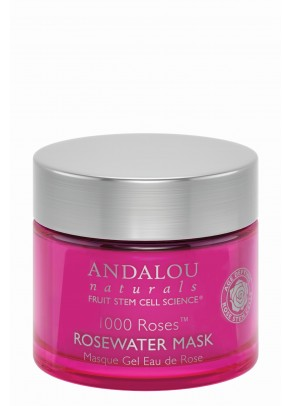 1000 Roses Rosewater Mask (with Hyaluronic Acid and Organic Fruit Stem Cells)
