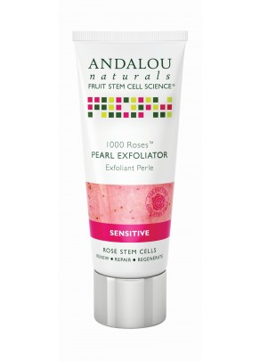 1000 Roses Pearl Exfoliator (with Hyaluronic Acid and Organic Fruit Stem Cells)