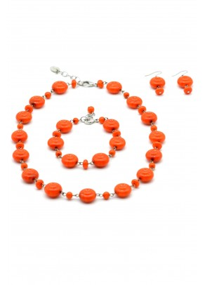 Set Murano Conny - 3 piese