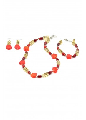 Murano Set Larisa - 3 piece