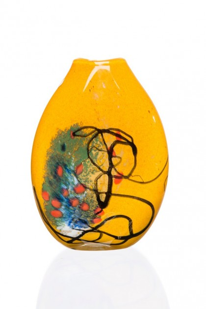 """Into the Ocean"" Vase"