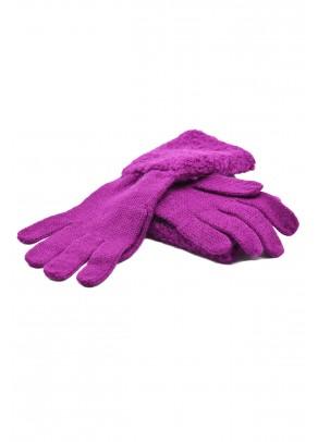 Millma - baby alpaca boucle long gloves
