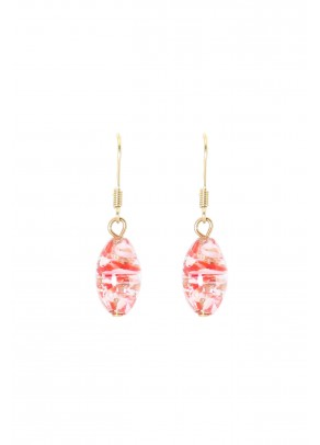 Sommerso Oval Earrings