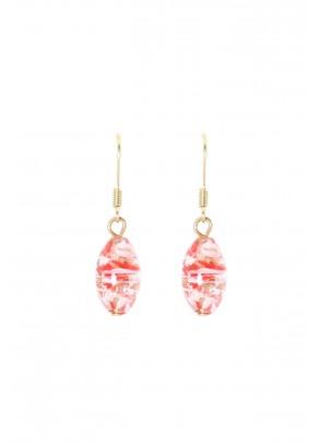 Sommerso Oval Earrings