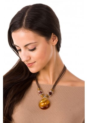 Amber Necklace