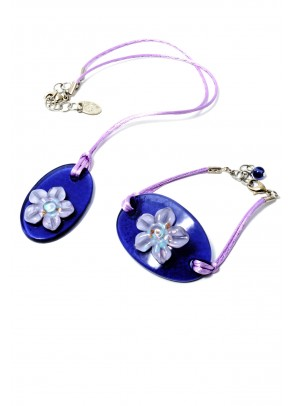 Murano Set Nalli - 2 piece