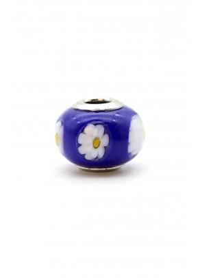 Mille Troll - Daisy on Blue