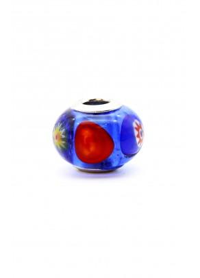 Mille Troll - Multicolor on Blue