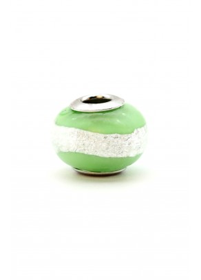 Mille Troll - Silver on Green